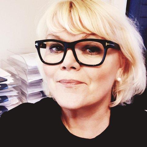 OPPTUR: Hilde Normark sier næringsforeningen forbereder seg til neste Opptur, men at hun ikke kan tidfeste arrangementet.