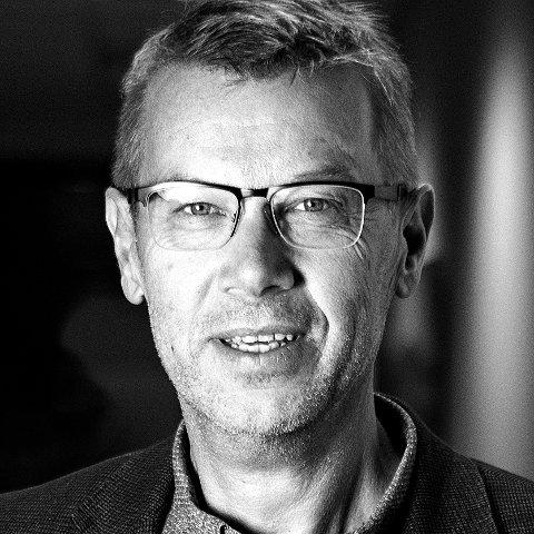 POSITIV: Rolf Morten Karlsen på ØkoRåd ser lysere på fremtiden enn for en måned siden.
