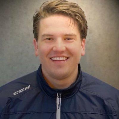 BLIR SPORTSSJEF: Andre Lysenstuen kommer fra hovedtrenerjobben i Manglerud Star, og til jobben som sportssjef i Narvik hockey.