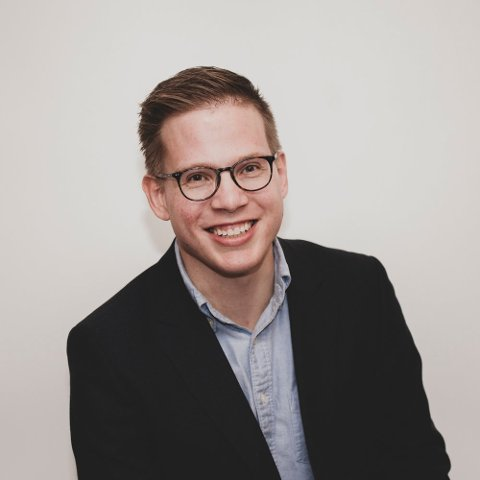 MÅ KUTTE: Kommunestyrerepresentant Martin Moland i Arbeiderpartiet har vært nødt til å stemme for flere budsjettkutt.