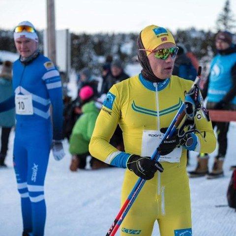 Stian Hoelgaard opplevde sin største nedtur i Vasaloppet i helga