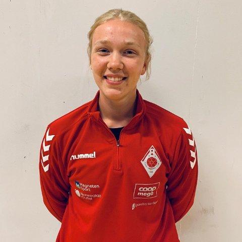 Maren Langø skal på samling med LK02-landslaget denne måneden.