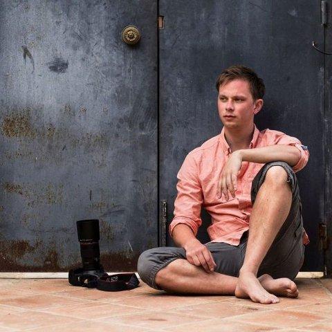 BOLIGFOTOGRAF: Bjørnar Solberg fra Nord-Odal gjør seg godt bemerket som boligfotograf, og nå brukes firmaet hans, Isnitt AS av 110 meglere.