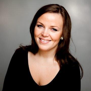 TIL BIRI KIRKE: Også i år deltar den lokalt oppvokste operasopranen Cecilie Ødegården i julekonserten i Biri kirke.