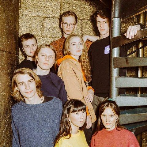 TIL LILLEHAMMER: Artisten Fieh kommer til DølaJazz i oktober, med bandet sitt. Bildet er fra Fiehs Facebook-side