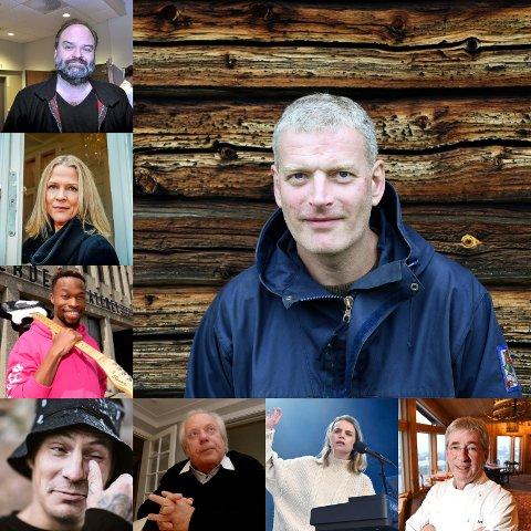 Flere kjente personligheter fra Gudbrandsdalen kan notere seg med millioninntekter i fjor. Lars Mytting står oppført med en inntekt på over tre millioner kroner.