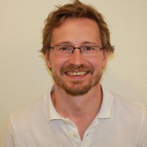 Psykologspesialist i Lillehammer kommune, Iver Sørlie Røhr.