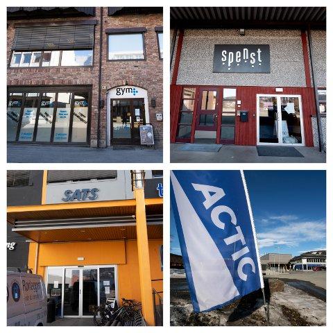 Etter at Lillehammer kommune nå er på tiltaksnivå 5C er det kun mennesker med bostadsadresse på Lillehammer som får trene ved treningssentrene i kommunen.