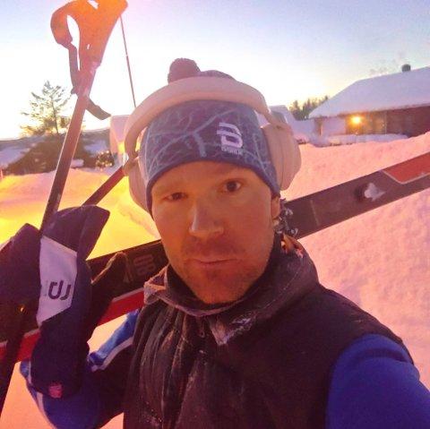 Øystein «Pølsa» Pettersen er ikke redd for en utfordring eller to. Nå skal han gå «Birken» med et litt annet utstyr enn han vanligvis gjør.