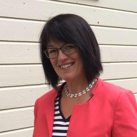 NYTT VERV: Else Randi Kolby er ny nestleder i Fagforbundet Oppland, dermed må hun takke for seg som hovedtillitsvalgt i Gran.