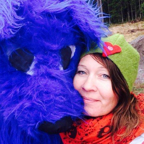 BROVOLL SØNDAG: Møt Turbo og Yvonne på BRovoll søndag. Foto: privat.