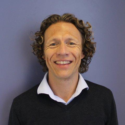 Seniorrådgiver og tilsynsleder Rune Gulbrandsen hos Fylkesmannen i Viken og Oslo.