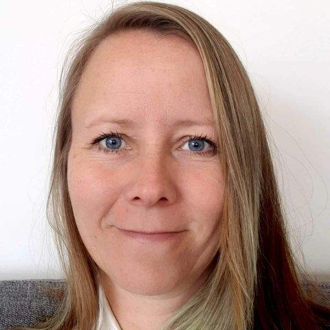 SNART NESTE GRUPPE: Koronakoordinator i Lunner, Camilla Worvik Orbraaten forteller at de snart inviterer de på 65 til vaksine. Dermed er gruppen 65-75 snart ferdig vaksinert med første dose.