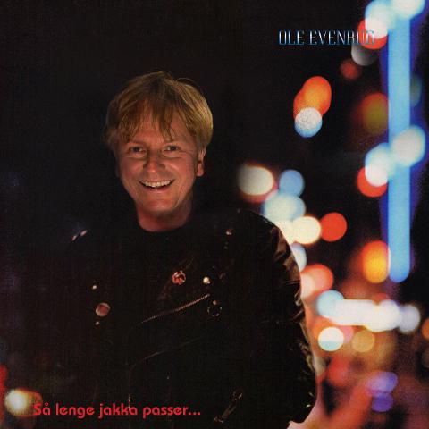 NYTT ALBUM: Det nye albumet heter «Så lenge jakke passer...» og slippes 17. november.