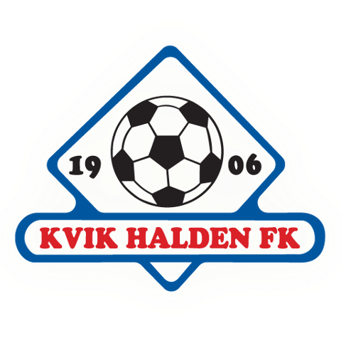 SMITTETILFELLE: En av spillerne på Kvik Haldens 2005-lag har testet positivt på Covid-19, og 22 unge fotballspillere er satt i karantene.