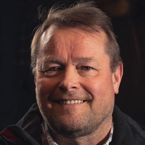 Trond Ivar Lunga, nyhetsleder Mitt Hammerfest.