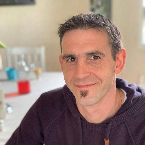 Jan Erik Nyborg fra Skare jobber som prosessoperatør i AM Nutrition i Stavanger.