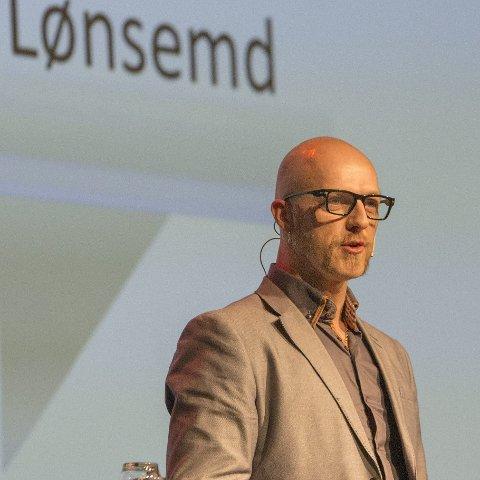 HOLDT INNLEGG: Asbjørn Moe fra Vindafjord.