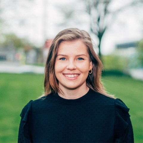 NYKOMMER: Ulrikke Nesheim Heldal er valgt inn i bystyret i Haugesund. For Høyre.