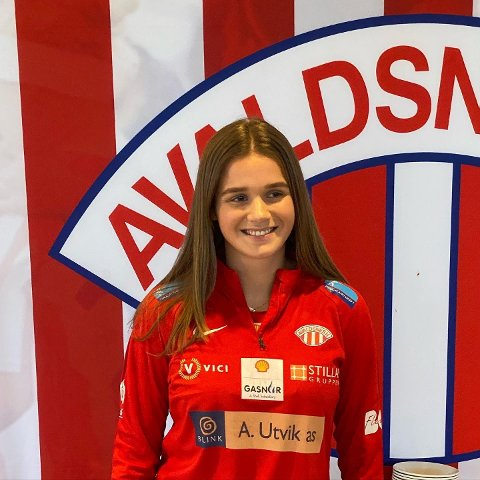 KLAR FOR AVALDSNES: Andrea Norheim.