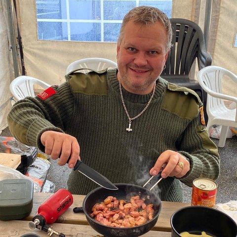 DØD: Geir Haugsnes døde lørdag. Han ble 40 år gammel.