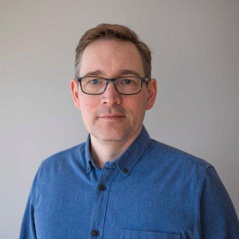 SKOLESAKEN: - Vi reagerer på at Asle Halleraker bruker hersketeknikker, som han har brukt før, sier Ole-Ørjan Hov, MDG-representant i Sveio kommunestyre.