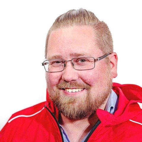 Andreas Lund trekker seg fra sitt verv i brukerutvalget til Helgelandssykehuset.