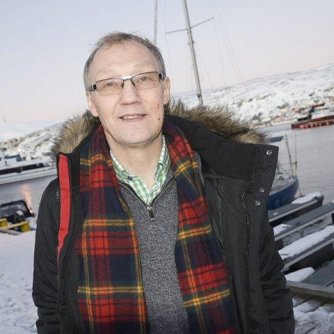 SAMLER ORDFØRERNE: Hovedutvalgsleder for samferdsel, Geir Ove Bakken. Arkivfoto: Ingvild Isralesen