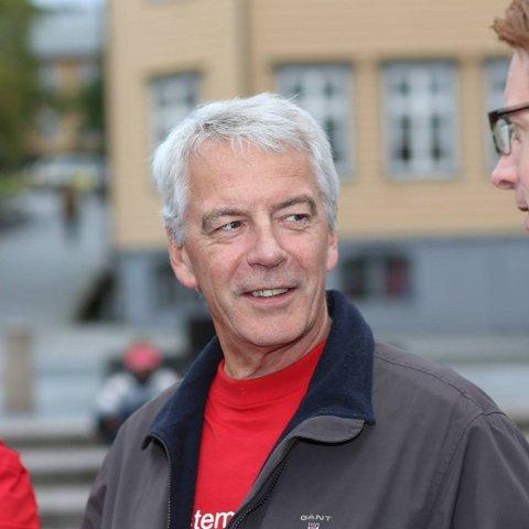 Rådgiver Tor Inge Hoaas ved Fagforbundets Kompetansesenter i Nord-Norge.
