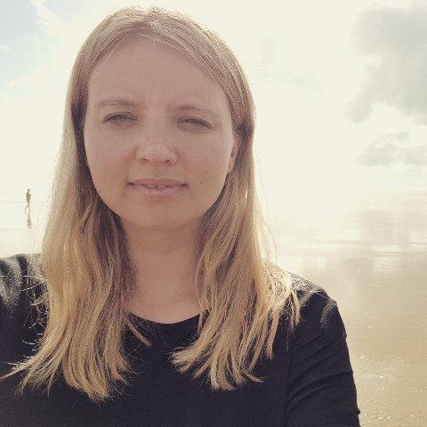 NÆRT TERROREN: Kathrine Nedrejord er på New Zealand, hvor terroren ryster samfunnet.