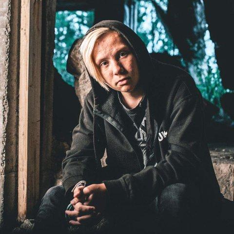 HAR PLANEN KLAR: Storm Grøtta drømmer stort. Han vil rappe på Oslo Spektrum. Skjer ikke det vil han bli musikkprodusent. Ja, også har han en festivalarrangør i magen. Den første plakaten er allerede klar.