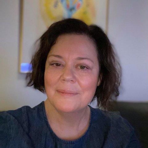 VARMER HJERTET: Anna Maria Gabourel forteller at det føles utrolig givende å utgjøre en forskjell for så mange.