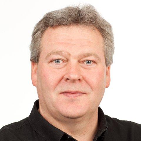 ØKONOMILEDER: Rolf Arve Foss flytter til Gamvik fra Malvik. Han er kommunens nye økonomileder fra 1. oktober.