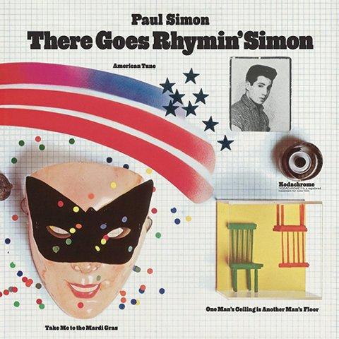 FAVORITT #2: Paul Simons andre soloplate inneholder en rekke herlige klassikere.