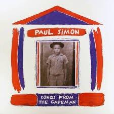 UTSKJELT: Paul Simon fikk kjeft da han og Derek Walcott ga ut Songs From the Capeman. Plata er typisk nok min favoritt.