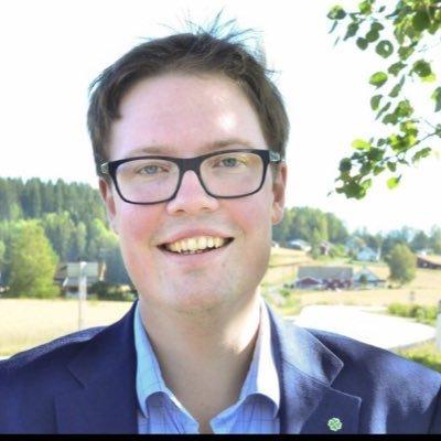 Morten Vollset, fylkesleder Akershus Sp
