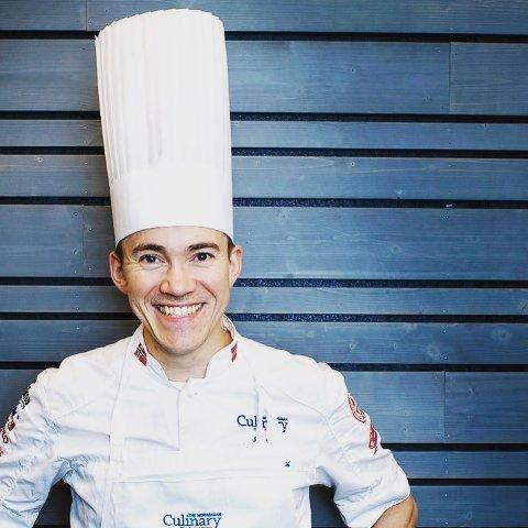 Kaptein Christer Rødseth er svært fornøyd etter å ha ledet kokkelandslaget til en plass på pallen i VM.