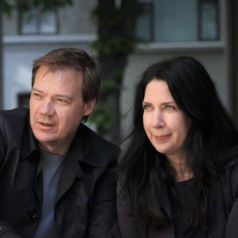 NOMINERT: Tore Aurstad og Carina Westberg er nominert til Rivertonprisen. FOTO: EIGIL KORSAGER