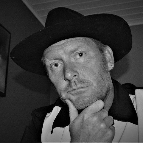 AKTUELL: Roy Botten, aka Roy Albert Hall, er aktuell med ny singel.