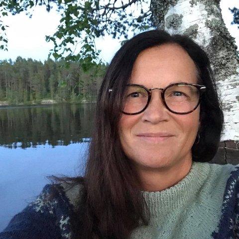 Først for få år siden fikk Hege Rebbeng Frikksdatter øynene opp for naturlivets gleder. Nå er hun ute så ofte hun kan når hun har fri fra jobben som lokfører.