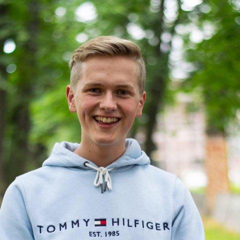 Tidlegare Undheim-elev: Sondre Undheim Lokøy (17)