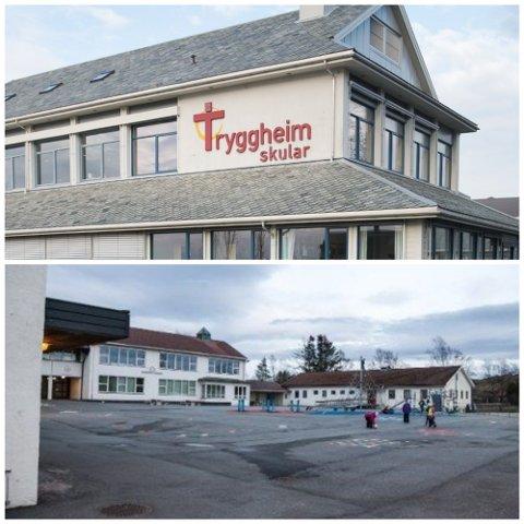 SKIFTE: Totalt har 12 elever valgt å skifte skole fra Undheim til Tryggheim.