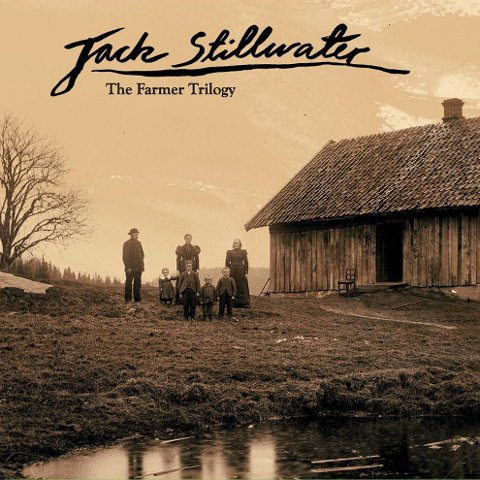 "KRITIKERROST: Jack Stillwaters ""The Farmer Trilogy"" får mye god omtale."