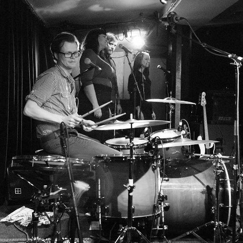 TROMMIS: Arne Harald Foss fra Gullhaug er trommeslager i det fremadstormende bandet Jack Stillwater.