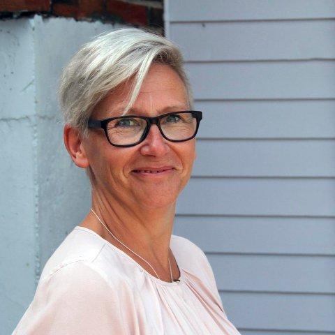 Botne-rektor Kjerstin Sjøblom er skuffet over utsettelsen av ny flerbrukshall.