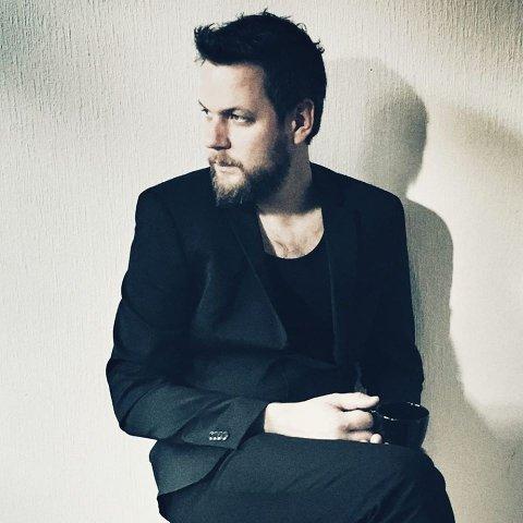 Ole Gunnar Gundersen er aktuell med soloprosjektet Subshine, og er med William Hut på turné. (Pressefoto).