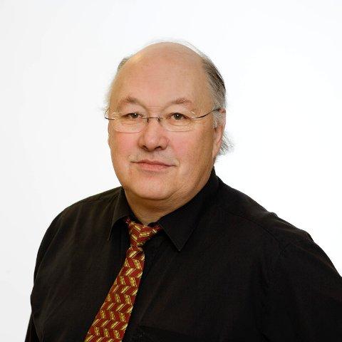 Dag E. Helland skal halda føredrag i Kvinnherad Senioruniversitet 8. oktober.