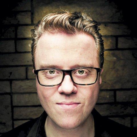 KOMMER TILBAKE: Ola Kvernberg har gjestet Kongsberg Jazzfestival mange ganger. Til sommeren kommer han tilbake.