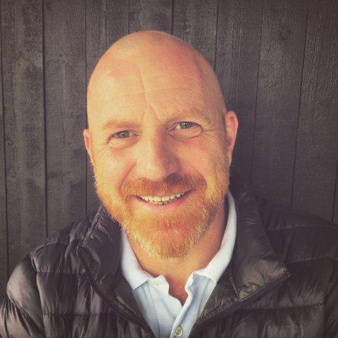Terje N Jensen, listekandidat Kongsberg Høyre