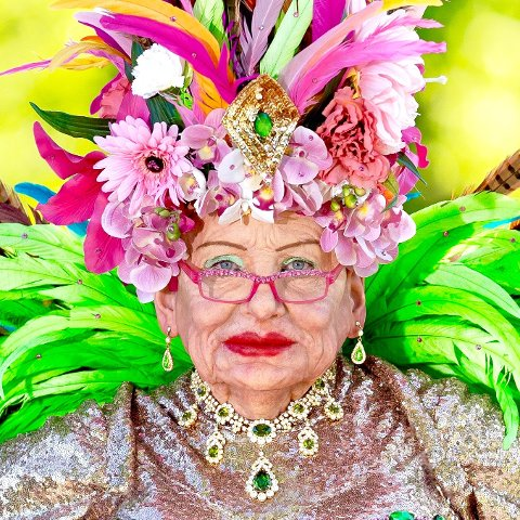 SHOW: Mama La Samba kommer til Stortorvet.
